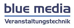 blue media Veranstaltungstechnik Verleih