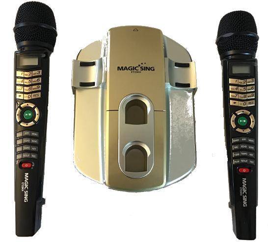 Karaokeanlage mieten Verleih Berlin Karaokemaschine
