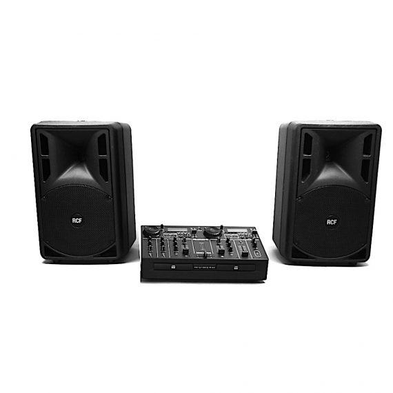 DJ Anlage Soundsystem Party Anlage Tonanlage mieten