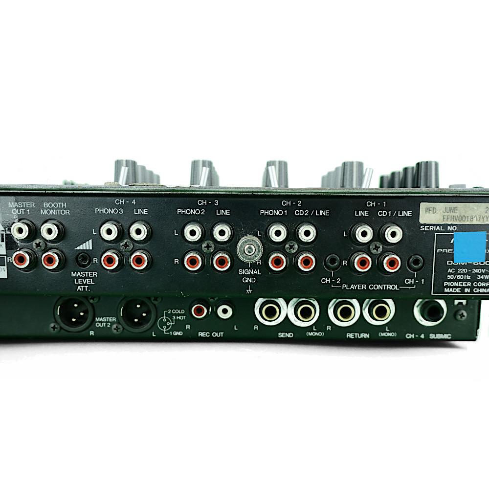 Mischpult mieten Berlin Pioneer DJM 600