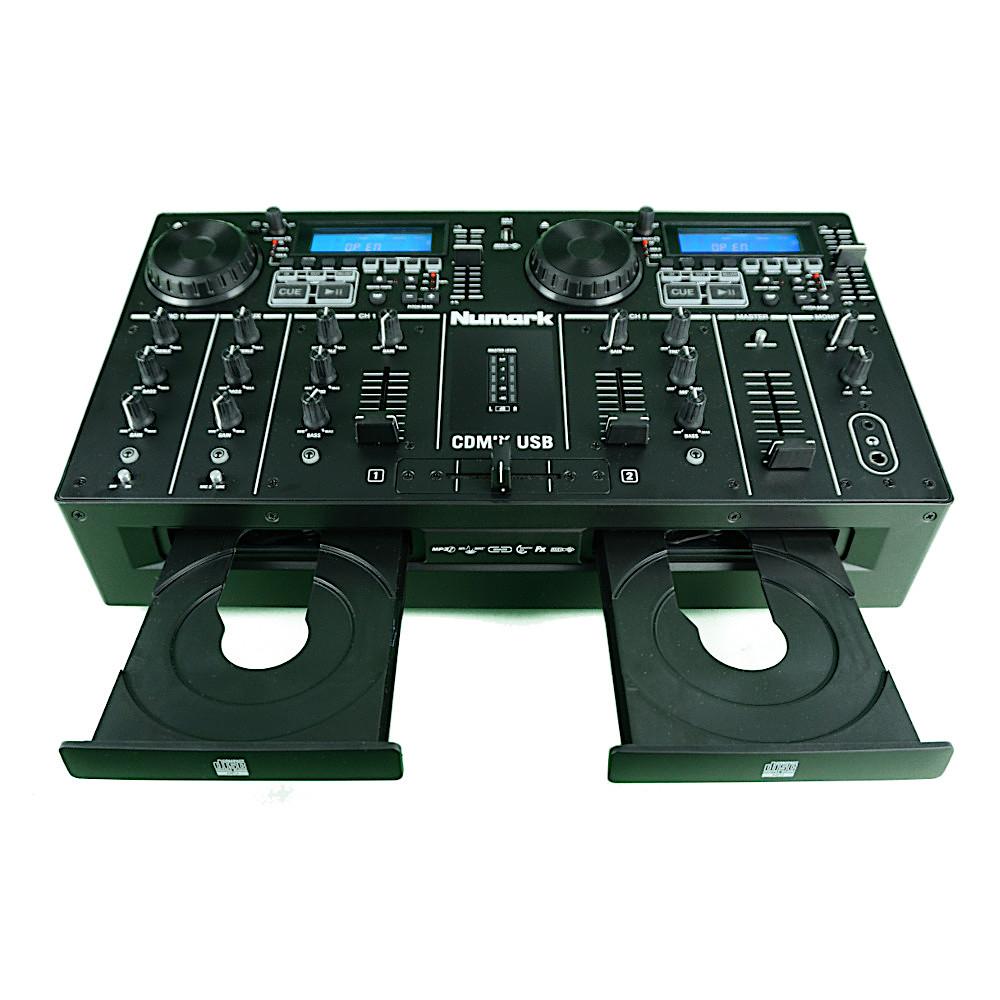DJ Mischpult Doppel CD-Player Berlin Verleih