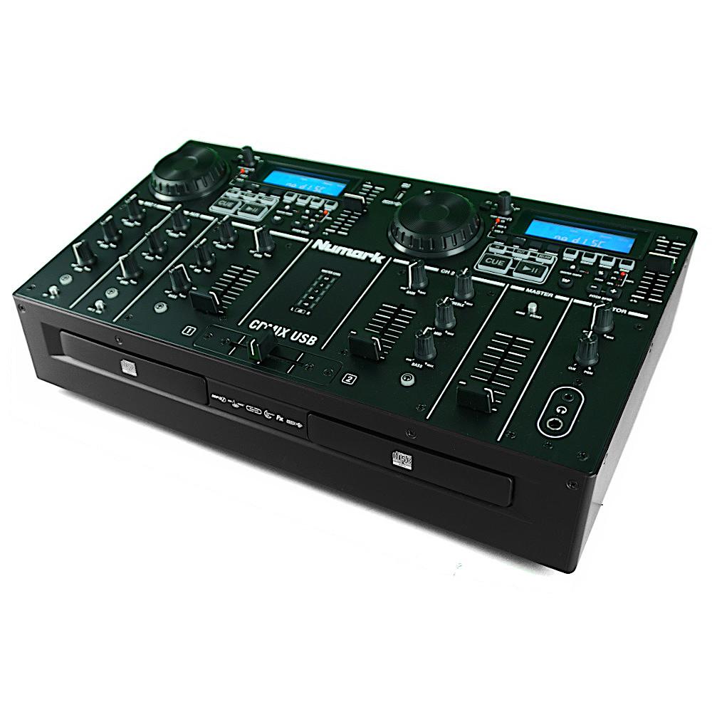 DJ Mischpult CD-Player Berlin Verleih