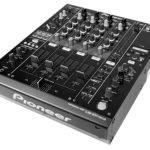 Mischpult mixer rental Berlin Pioneer DJM Nexus2