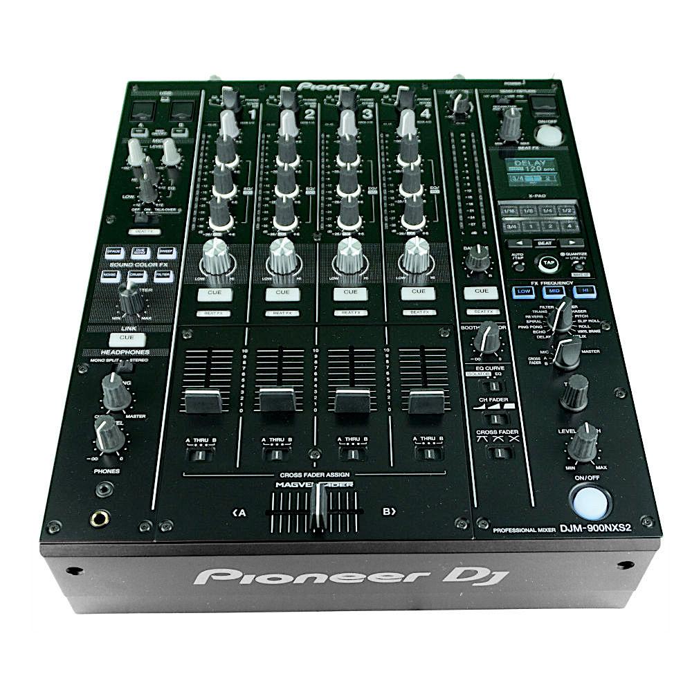 Mischpult mieten Berlin Pioneer DJM 900 Nexus2