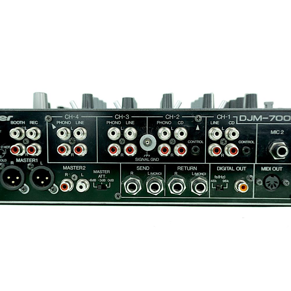 Mischpult mieten Berlin Pioneer DJM 700