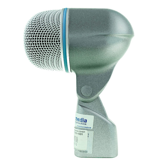 Shure Beta 52a Mikrofon mieten Verleih Berlin