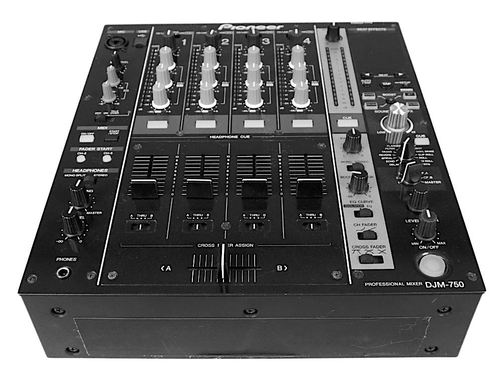 Mischpult Verleih Berlin Pioneer DJM