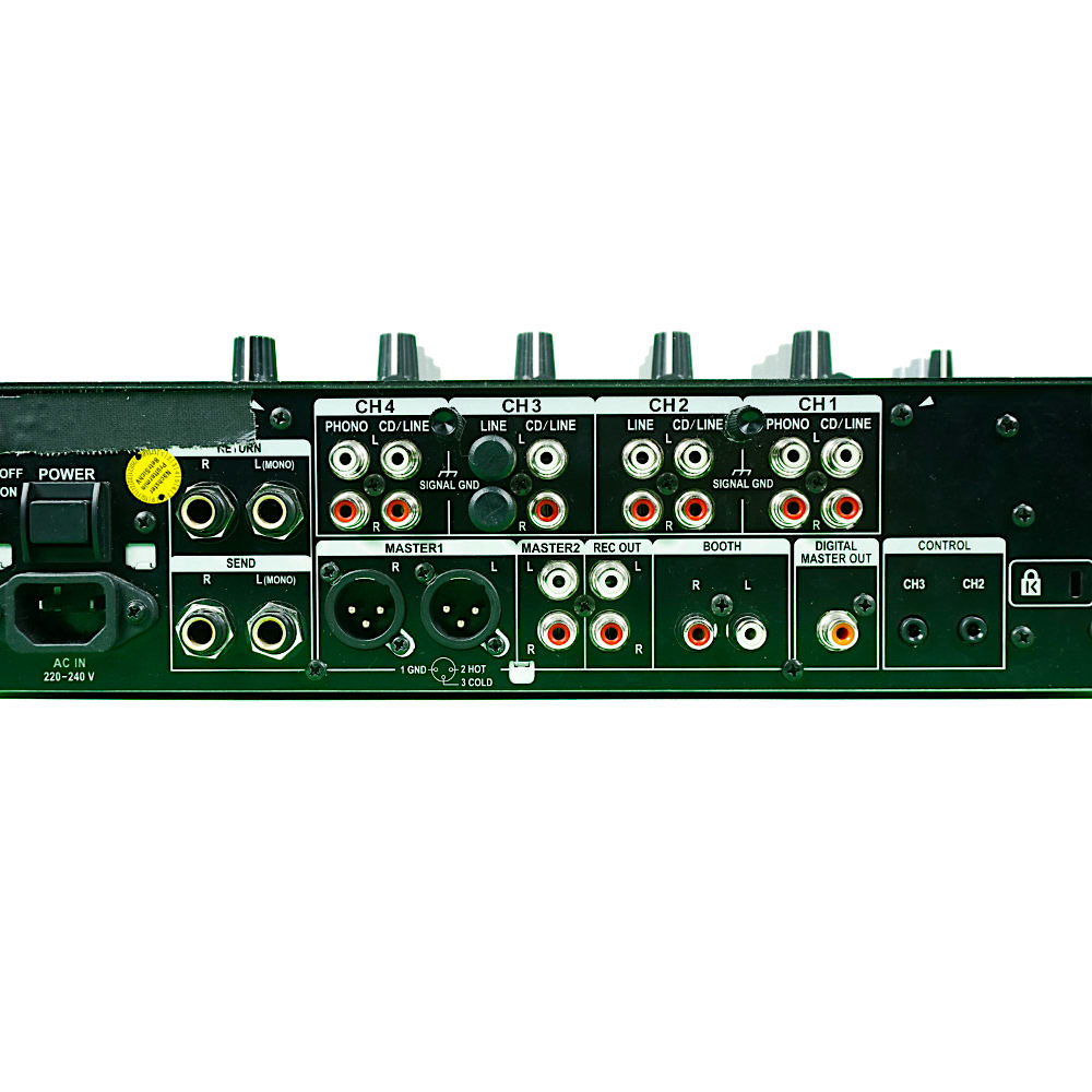Mischpult mieten Berlin Pioneer DJM 750