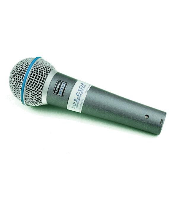 Shure Beta Mikrofon mieten Verleih Berlin