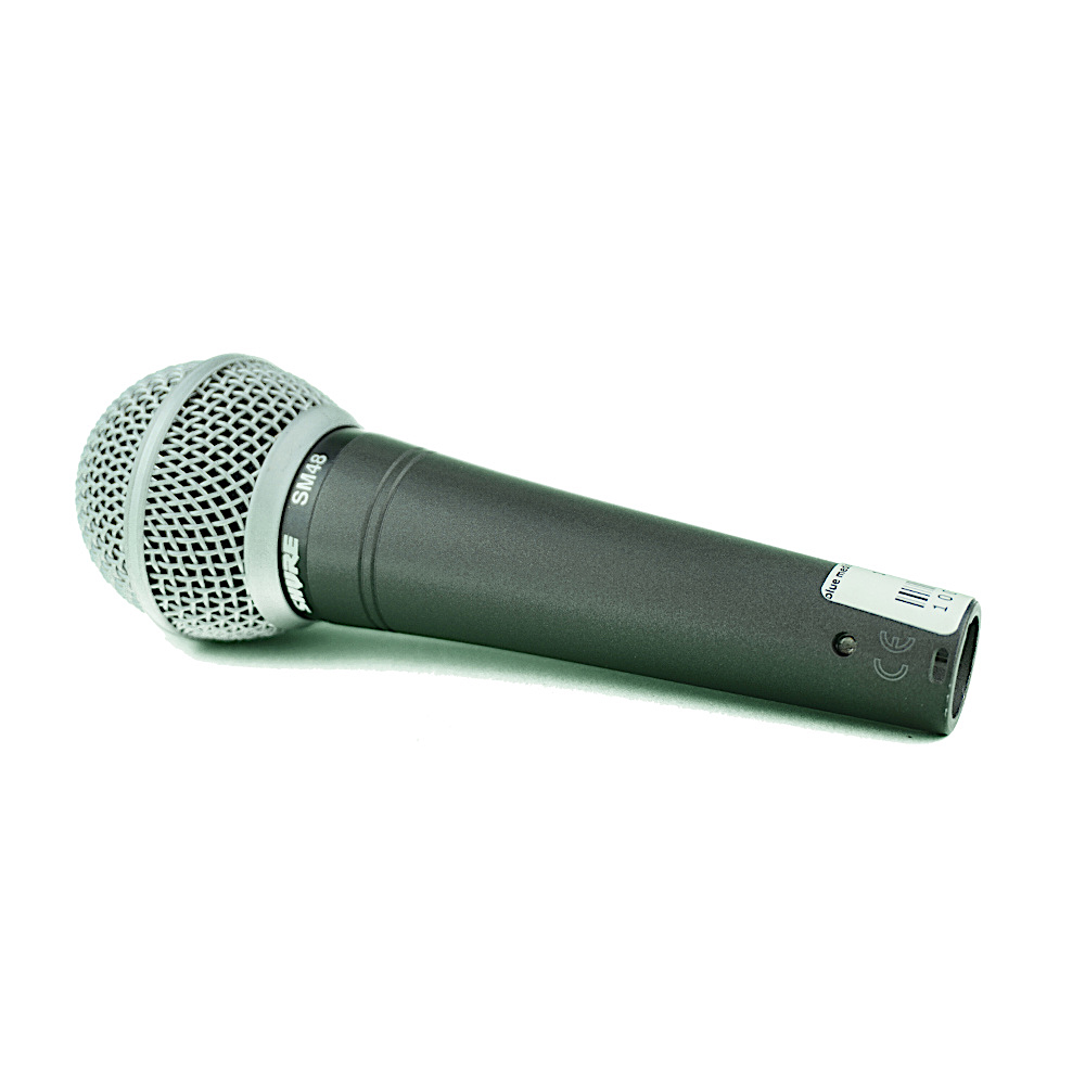 Mikrofon mieten Verleih Berlin Shure